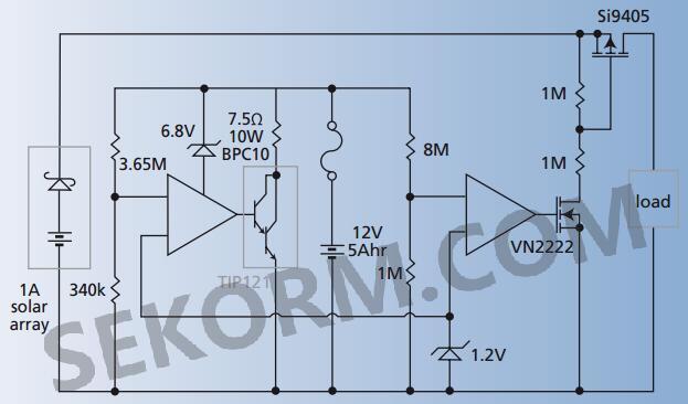 电路板表面的低工作温度意味着不需要高温焊料.