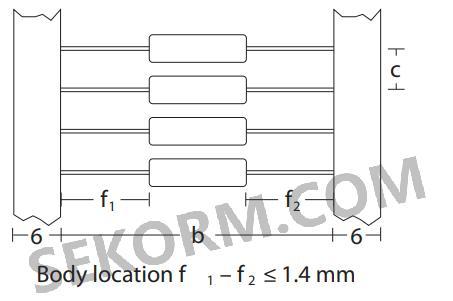 【产品】额定功率金属膜电阻,350v极限元件电压具备防火保护