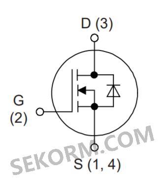 ixfn50n120sic系列碳化硅mosfet漏源击穿电压最小值1200v(v gs = 0 v
