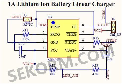 电池电压检测电路如图6所示,带移动电源功能的pm2.