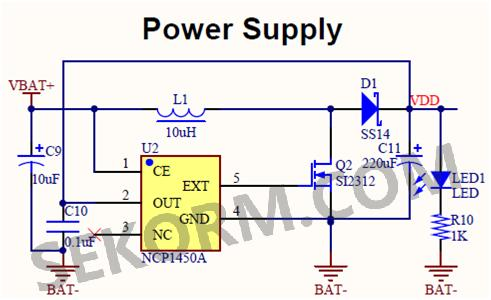 lm8恒流恒压电路
