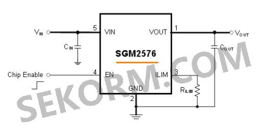 图2 sgm2576典型应用电路