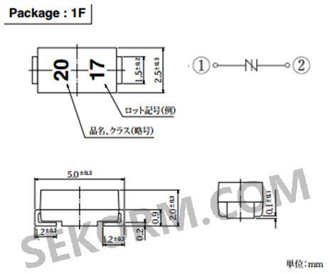 【产品】具有双向特性的晶闸管浪涌抑制器,最大结电容