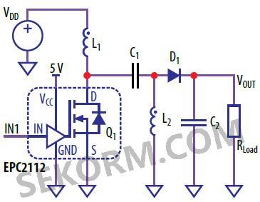 sepic概述 单开关sepic拓扑结构是一个同相输出降压和升压转换器.