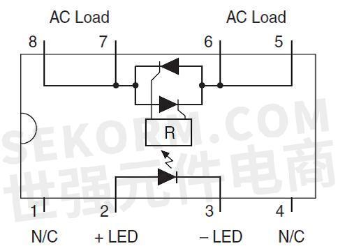 3a022引脚功能电路图