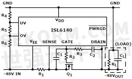 当电路板插入带电背板时,电路板电源电路的输入电容在充电时会产生大