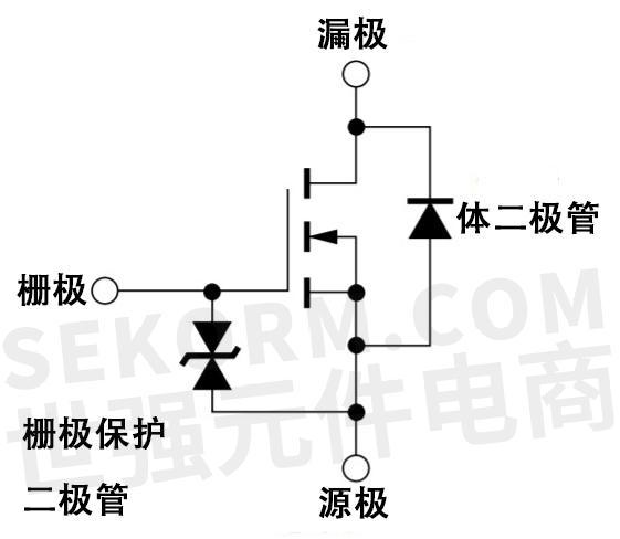 【产品】175℃耐高温n沟道mos场效应晶体管,专为高电流开关应用而设计