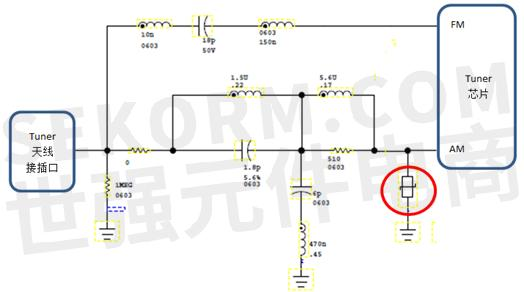 而这颗压敏电阻器能承受的最大直流电压只有18v,考虑到降额因素,它