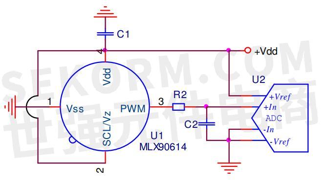 opamp ad8603运算放大器或同等产品,npn bjt 2n5551晶体管或同等产品