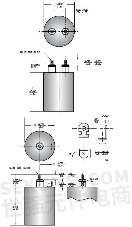 80焦耳/磅;   681p系列金属化薄膜电容器应用: ·闪光灯 ·激光灯