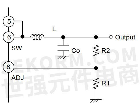 【产品】同步整流降压开关稳压器bd89630efj,内置fet