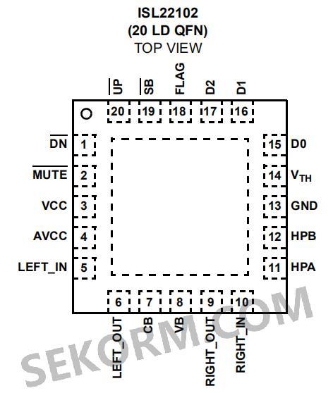 符合rohs标准 典型应用: 机顶盒 立体声放大器 dvd播放器 便携式音频