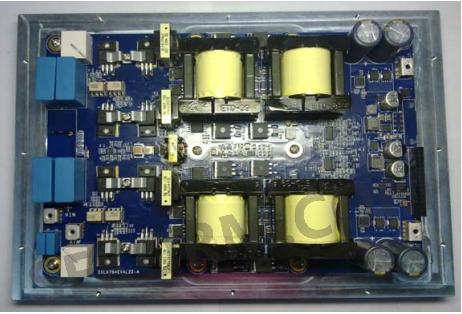 isl78223具有用于同步整流器(sr)控制的补充pwm输出.