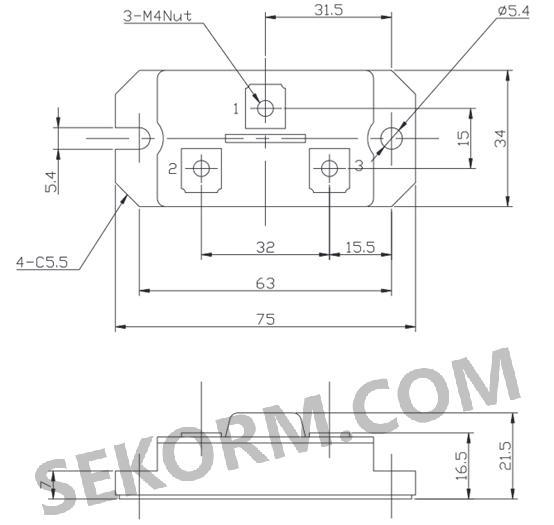 【产品】50a/200v快速恢复二极管助力高频大功率电源设计