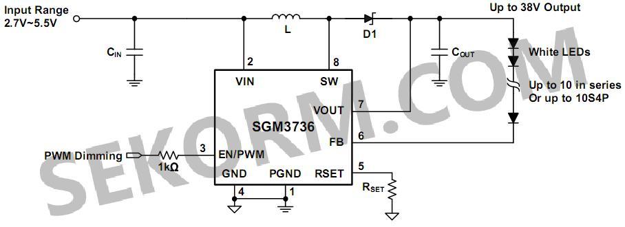 有效确保了产品的安全性,其内部集成的软启动电路可有效限制浪涌电流.
