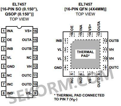静态工作电流低于1ma; 输出使能控制延时时间12ns; 宽输出电压范围