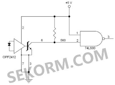 【技术大神】基于光纤收发器的智能配网光b码输入/输出电路设计