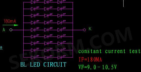 【技术大神】基于恒流电源驱动器的液晶屏背光电路设计